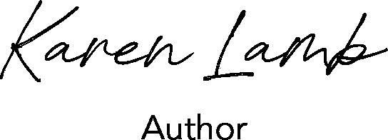 Karen Lamb, Author